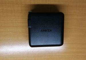 Anker PowerPort Speed 1 PD 60 プラグを閉じた状態