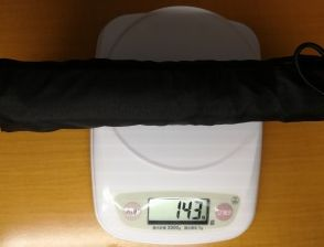小宮商店 傘の重さ 143g