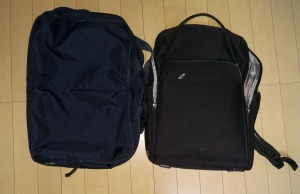 UNIQLO 3way bag and ace bag