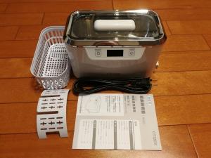 シチズン 超音波洗浄器 SWT710 同梱