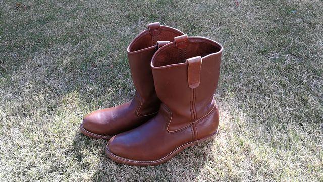 レッドウィング ペコス 1155☆アメリカ西部を感じるブーツ