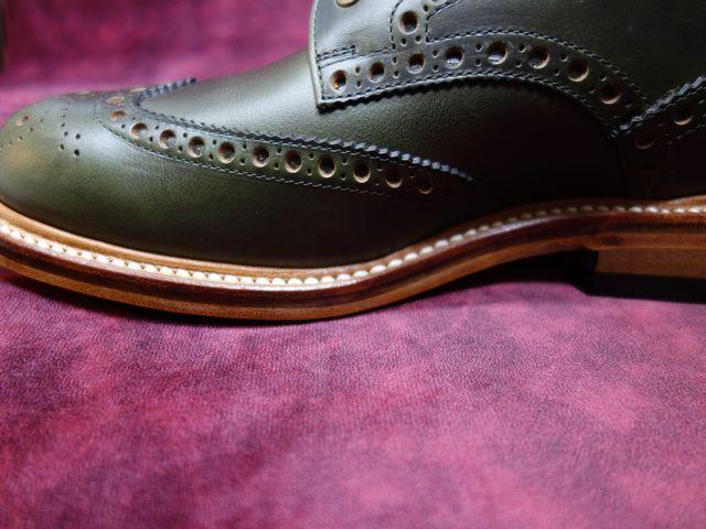 宮城興業 謹製誂靴